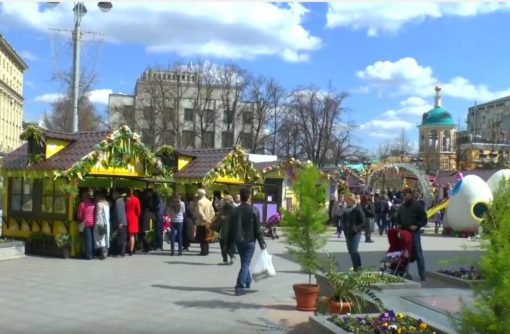 """Фестиваль """"Пасхальный дар"""" в 2017 году"""