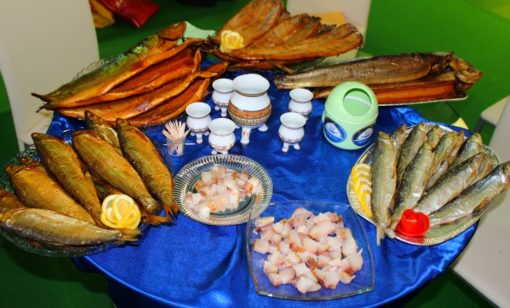 Ярмарка товаров и продуктов из Якутии в Экспоцентре