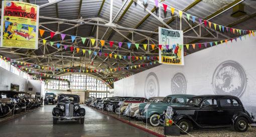 Новогодний семейный фестиваль-ярмарка Love Bazar пройдёт в музее автомобилей!