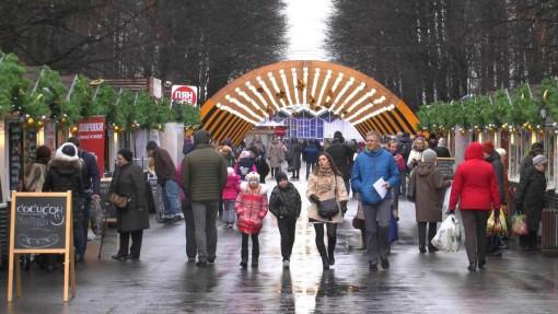 Фестиваль еды в Cокольниках